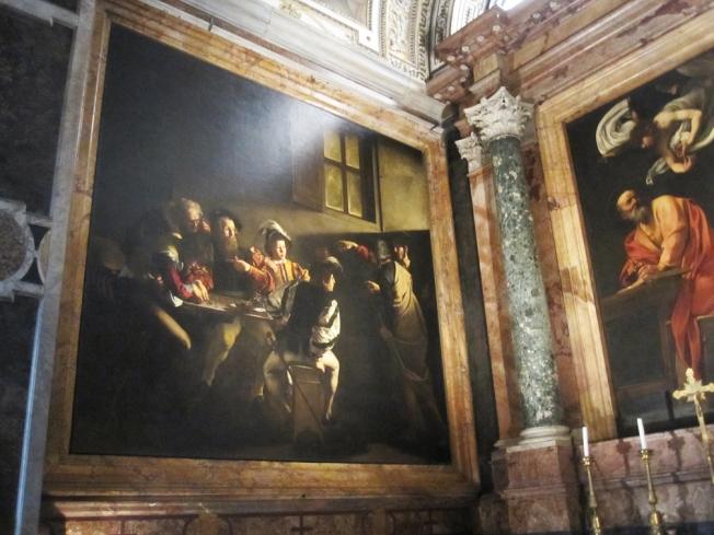 S Luigi Caravaggio