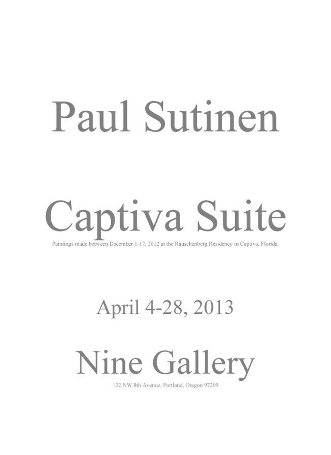 Nine Captiva Suite