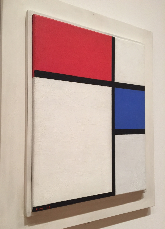 Mondrian overall